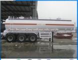 3 Essieux 40m3 Chimiques Reservoir Remorque Trailer