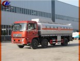 3axles Chemical Liquid Tank Truck 6X4 Chemical Liquid Transport Truck