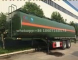 2 Axles 25ton Chemical Semi Trailer