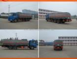 Faw 6X4 Chemical Liquid Tank Truck
