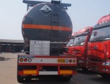 Tri-Axles Chemical Liquid Transportation Semi Trailer