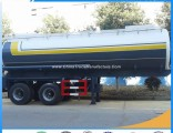 30mt Chemical Acid Tanker Trailers for Sale