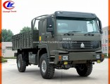 Sinotruk HOWO All Wheel Drive off Road Cargo Truck for Desert