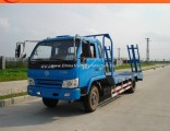 4X2 Flatbed Truck Flat Bed Trailer Trucks for Sale