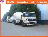Foton 10 Wheeler Concrete Mixer Truck