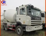 10 Wheeler 8cbm Cement Mixer Truck Foton Concrete Mixer Truck