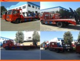 Low Price Dongfeng 20ton Platform Flatbed Truck for Sale
