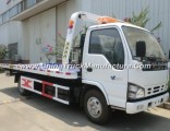 Mini 3ton Flatbed Tow Truck for Towing Service