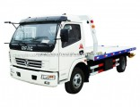 4*2 Dongfeng Wrecker Trucks 6wheel Dongfeng Wrecker Tow Trucks