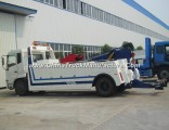 4X2 Towing Truck 15ton Towing Wrecker Truck for Sale