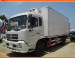 Dongfeng 32cbm Refrigerator Van Truck 32cbm Freezer Truck 4X2 Refrigerator Truck