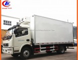Foton Isuzu Mini 5 Tons Frozen Food Cooling Van Truck