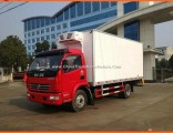 Refrigerated Cargo Van Refrigerated Truckf for Sale