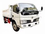 130HP 6 Wheeler 10ton 15ton Tipper Truck Dongfeng Mini Dump Truck
