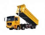Shacman New Style 8X4 Dump Truck, 12 Wheel Tipper Truck