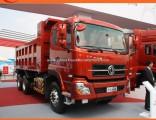Heavy Duty 6*4 10 Wheels 371HP 30 Tons Tipper Truck