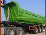 Hot Selling Dumper Semi Trailer with 3axles