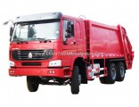 6X4 Sinotruck HOWO 20000liters Compressed Garbage/Refuse Compactor Truck
