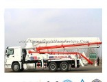 Very Cheap Concrete Pump Truck of 24-58meters Sinotruk