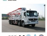 Competive Price 24-58meters Concrete Pump Truck