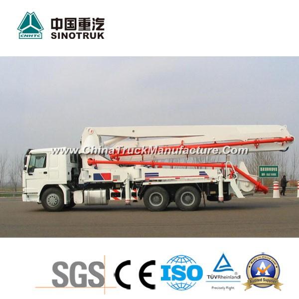 Low Price Concrete Pump Truck of 45m