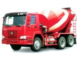 Best Price HOWO Mixer Truck of 6X4