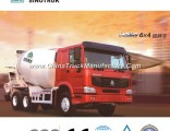China Best HOWO Mixer Truck of 6X4