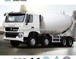 Top Quality HOWO T7h Mixer Truck with 8X4