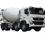 Hot Sale HOWO T7h Mixer Truck with 8X4