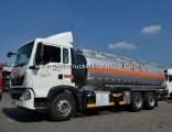 China Best Sinotruk HOWO Oil Tank Truck of 6*4 20-25m3/Fuel Tanker
