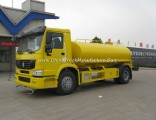 Top Quality Sinotruk Oil Tanker Truck of 10-15m3 Fuel Tanker