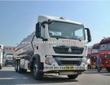 Competive Price Sinotruk HOWO Oil Tanker Truck of 20 M3