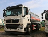 Competive Price Sinotruk Oil Tanker Transporting Truck of 15m3/Fuel Tanker