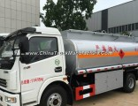 Popular Model Dongfeng Oil Tanker Truck of 8m3