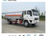 Low Price Sinotruk Oil Tanker Truck of 10-15m3 Fuel Tanker