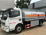 Popular Model Sinotruk HOWO Oil Tank Truck of 8m3