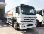 Low Price High Quality Sinotruk HOWO Truck Tanker of 25m3