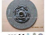 Professional Supply Original Clutch Disc for HOWO Truck Wg1560161130 Az9114160020