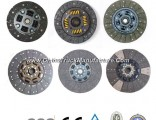 Supply Original Clutch Disc Parts for HOWO Trucks (30100-KA030 30100-AA491 43012-7300)