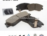 Professional Supply Original Brake Pad for Nissan Tb094
