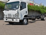 Isuzu Brand 4X2 Truck Chassis with 190HP for Sale
