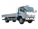 Annual Promotion China Isuzu Npr 10tons Dropside Truck With14FT