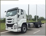 Isuzu 6X4 Heavy Duty Truck with 40t Tractor Truck for Sale