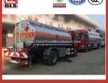 Heavy FAW Fuel Tanker Truck 8X4 Drive 30000L