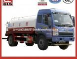 4X2 FAW 10000L Water Tank Truck