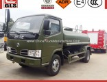 4X4 Water Bowser 5 Ton 5000L Water Tanker Sprinkler Truck