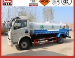 Hot Sale 6000L Water Tank Truck for Water Storage 7000L 8000L 6-8 M3