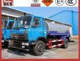 6 Wheeler 10000L Water Tank Truck 10 M3 10 Ton Water Bowser
