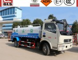 Dongfeng 4X2 120HP 6000L Water Tanker Truck Water Bowser