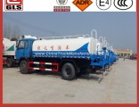Dongfeng 10000L-15000L 6 Wheeler Water Tanker Truck with Sprinkler